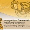 An Algorithmic Framework for Visualizing Statecharts