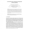 An Alternative Fuzzy Compactness and Separation Clustering Algorithm