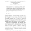 An Application of the Goldwasser-Micali Cryptosystem to Biometric Authentication