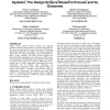 An approach for designing management support systems: the design science research process and its outcomes