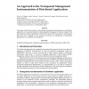 An approach to the transparent management instrumentation of distributed applications