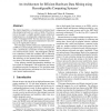 An Architecture for Efficient Hardware Data Mining using Reconfigurable Computing Systems