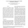 An Aspect-oriented Approach for Representing Variability in Product Line Architecture