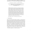 An Attention Based Theory to Explore Affordances of Textual and Diagrammatic Proofs