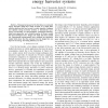 An automated design flow for vibration-based energy harvester systems