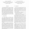 An Automatic Extraction of Road Information on the Basis of Cooperative Hypotheses Interpretation Mechanism