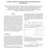 An efficient method for evaluating polynomial and rational function approximations