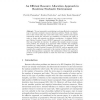 An Efficient Resource Allocation Approach in Real-Time Stochastic Environment