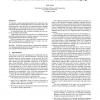 An embedded declarative data transformation language