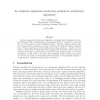 An Empirical Comparison of Selection Methods in Evolutionary Algorithms