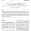 An empirical study of groupware support for distributed software architecture evaluation process