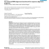 An enhanced RNA alignment benchmark for sequence alignment programs