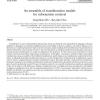 An ensemble of transliteration models for information retrieval