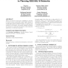An evolutionary approach to planning IEEE 802.16 networks