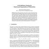 An Evolutionary Strategy for Model-based Segmentation of Medical Data