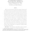 An Experimental Comparison of Min-cut/Max-flow Algorithms for Energy Minimization in Vision