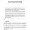 An Experimental Study of Algorithms for Weighted Completion Time Scheduling