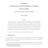 An Exploration of Type Indeterminacy in Strategic Decision-Making