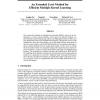 An Extended Level Method for Efficient Multiple Kernel Learning