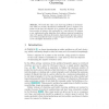An Improved Algorithm for Online Unit Clustering
