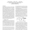 An Incremental Hausdorff Distance Calculation Algorithm