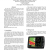 An Inexpensive Terrain Awareness and Warning System for Small Aircraft
