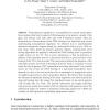 An Interaction-Dependent Model for Transcription Factor Binding
