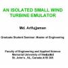 An Isolated Small Wind Turbine Emulator