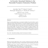 An iterative linearised solution to the sinusoidal parameter estimation problem