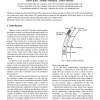 An obstacle detection method by fusion of radar and motion stereo