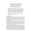 An Ontology for Task World Models