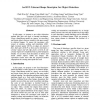 An RST-Tolerant Shape Descriptor for Object Detection