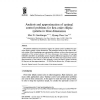 Analysis and approximation of optimal control problems for first-order elliptic systems in three dimensions