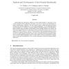 Analysis and Development of Java Grande Benchmarks