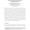 Analysis and Synthesis of Learning Agent's Communicative Behavior