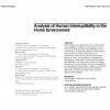 Analysis of human interruptibility in the home environment