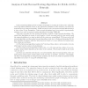 Analysis of link reversal routing algorithms for mobile ad hoc networks