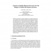 Analysis of Mobile Business Processes for the Design of Mobile Information Systems