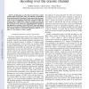 Analysis of Quasi-Cyclic LDPC codes under ML decoding over the erasure channel