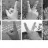 Analysis of Rotational Robustness of Hand Detection with a Viola-Jones Detector