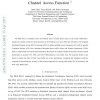 Analysis of the 802.11e Enhanced Distributed Channel Access Function