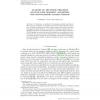 Analysis of the finite precision bi-conjugate gradient algorithm for nonsymmetric linear systems