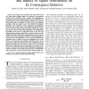 Analysis of the Stereophonic LMS/Newton Algorithm and Impact of Signal Nonlinearity on Its Convergence Behavior