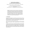 Analytical data modeling of investment project financing process