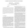 Analyzing Connectivity-Based Multi-Hop Ad-hoc Positioning