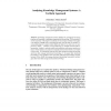 Analyzing Knowledge Management Systems: A Veritistic Approach