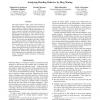 Analyzing Reading Behavior by Blog Mining