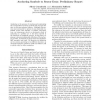 Anchoring Symbols to Sensor Data: Preliminary Report