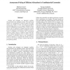 Anonymous Pricing of Efficient Allocations in Combinatorial Economies