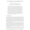 Ant Algorithm for Grid Scheduling Problem